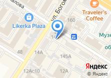 Компания «РУСЭП» на карте