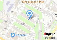 Компания «Центр недвижимости Забайкалья» на карте