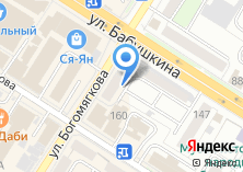 Компания «Мод» на карте