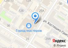 Компания «ЭКО ЧУДО ОГОНЁК» на карте