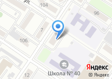 Компания «Ведомственная охрана железнодорожного транспорта Российской Федерации на Забайкальской железной дороге» на карте