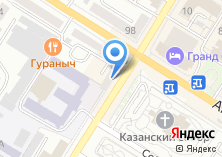 Компания «Норка» на карте