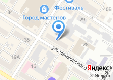 Компания «Айрис Домофоны» на карте