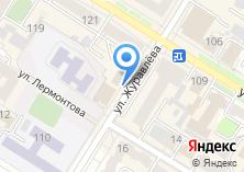 Компания «Форамика» на карте