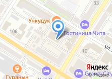 Компания «Знак Труда» на карте