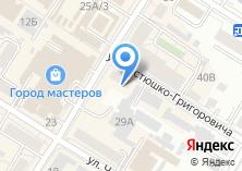 Компания «Дор-Сервис» на карте