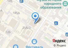 Компания «Славел» на карте