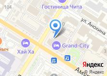 Компания «Строящееся административное здание по ул. Амурская» на карте