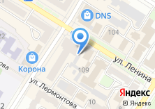 Компания «ЧитаКомп» на карте
