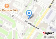 Компания «Sib-man.ru» на карте