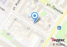 Компания «Торгово-экономический колледж Читинский институт» на карте