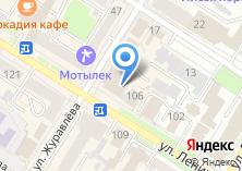 Компания «МОРОЗКО» на карте