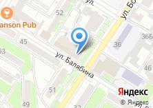 Компания «Энергомир Чита» на карте