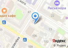 Компания «Читаторгоборудование» на карте