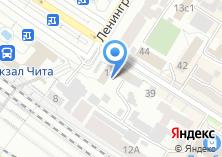 Компания «Строительно-монтажный трест №15» на карте