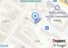 Компания «ODA» на карте
