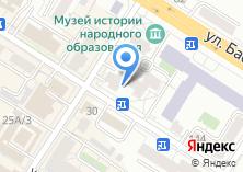 Компания «Общежитие ЗабГГПУ» на карте