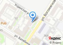 Компания «Подшипник-Центр» на карте