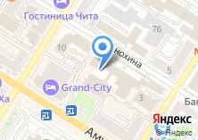 Компания «Красная Дверь» на карте