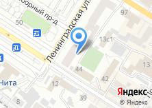 Компания «Новые технологии-GSM» на карте
