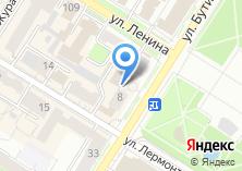 Компания «Почтовый» на карте