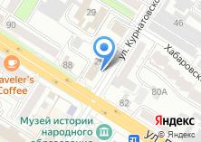 Компания «Забайкалжелдорпроект» на карте
