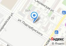 Компания «Инструмент-центр» на карте
