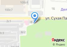 Компания «СПЕЦ» на карте