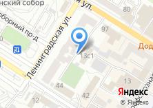 Компания «Забайкальский институт предпринимательства» на карте