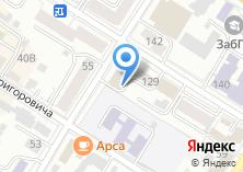 Компания «Сибстройпроект» на карте