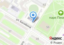 Компания «КЦОКО» на карте