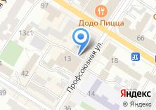 Компания «Росгеолэкспертиза» на карте