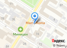 Компания «Зимний сад» на карте