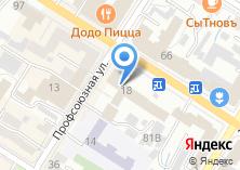 Компания «Печати ТУТ» на карте
