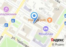 Компания «Байкал-Капитал» на карте