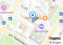 Компания «Мотор» на карте