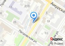 Компания «Прокуратура Центрального района» на карте