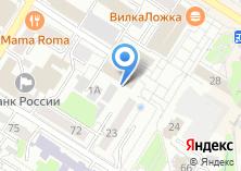 Компания «КБ-Софт» на карте