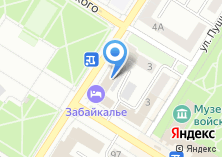 Компания «Акватория» на карте