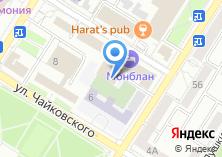 Компания «МОЛБИЗ» на карте