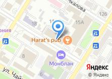 Компания «Читинский отдел ЦЛАТИ по Восточно-Сибирскому округу» на карте