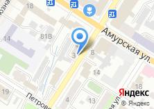 Компания «Межевик» на карте