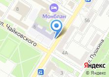 Компания «Alucom» на карте