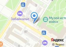 Компания «Профсоюз работников лесных отраслей РФ» на карте