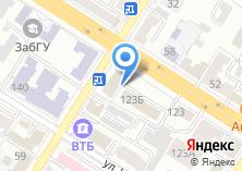 Компания «DA» на карте