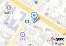 Компания «Кодаръ» на карте