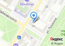 Компания «Баргузинский» на карте