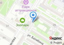 Компания «БелаТриС» на карте