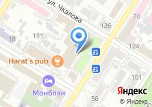 Компания «Читинская типография» на карте