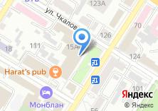 Компания «Столовая №17» на карте